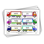phase 4 words on trucks